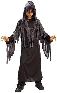 Halloween - Disfraz de Fantasma Maldito nocturno para niño, infantil 3-4 años (Rubie