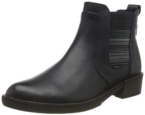 Tamaris Damen 1-1-25012-23 Chelsea Boots, Blau (Navy 805), 41 EU