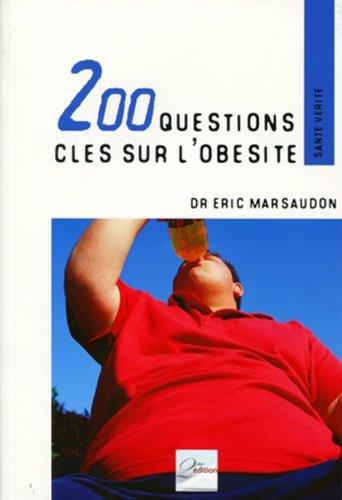 200 questions clés sur l'obésité