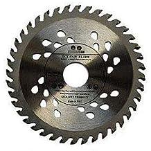 Parte superior calidad sierra de hoja de sierra circular (Skill) 160mm discos de corte de madera sierra circular 160mm x 22.22mm x 40dientes
