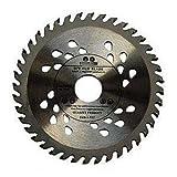 Hochwertiges Kreissägeblatt für Handkreissäge, für Holz, 150x 20mm x 40Zähne
