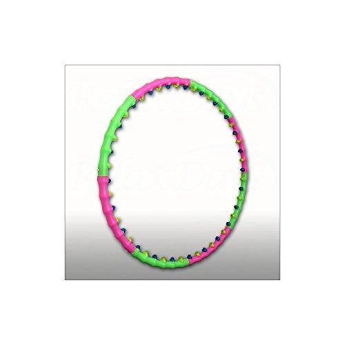 hula-hoop-magnetic-940-grammes-100cm-js-6005