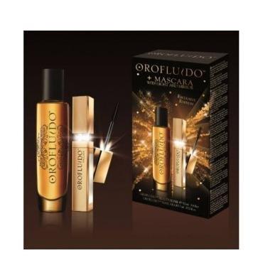 Revlon Orofluido Exclusive Edition Beauty Elixir 50 ml + Mascara