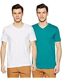 Xessentia Men's T-Shirt (Pack of 2)