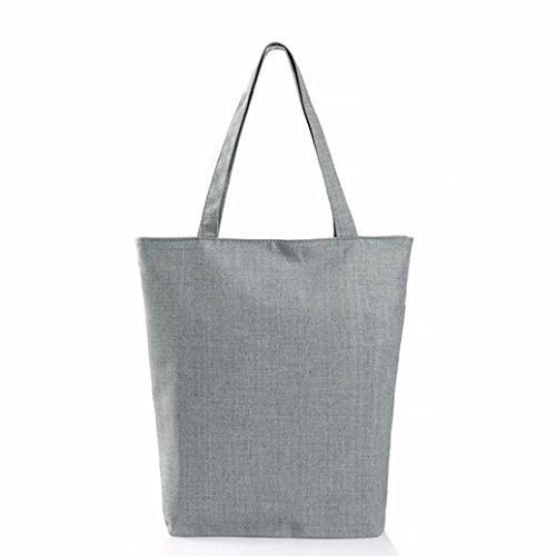 Malloom® Donna Gufo Stampato Tela Tote Borse Da Spiaggia Shopping Borse Ragazza Borse A Tracolla B