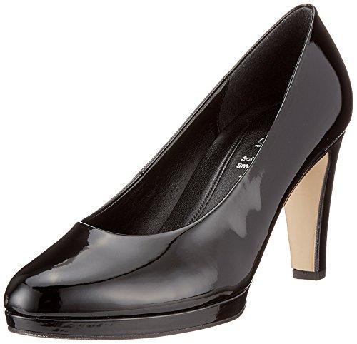 Gabor Shoes Damen Gabor Fashion Pumps, Schwarz (Schwarz Natur), 39 EU