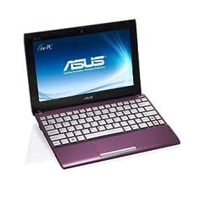 "Asus 1025CE-PUR015S Netbook 10,1"" (25,6 cm) Intel Atom N2800 320 Go RAM 1024 Mo Windows 7 Violet"
