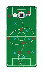 CimaCase Game Plan Designer 3D Printed Case Cover For Samsung Galaxy Grand 2