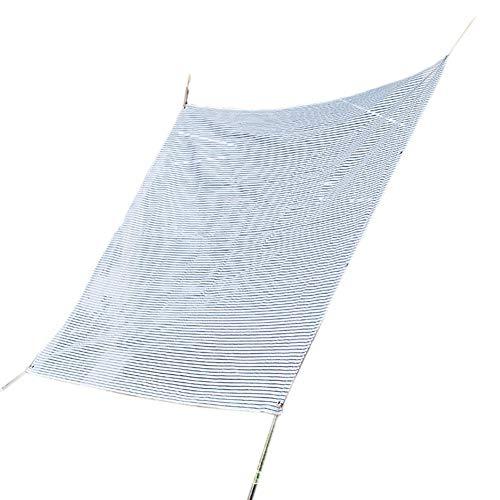 ZWYSL Abdeckhauben für Möbelsets Sun Sonnensegel Schattennetz Sonnenschutznetz UV-Schutznetz Wärme Isolieren Gewächshaus Dachgeschoss Balkon Gartenarbeit 70% Farbton Schwarz
