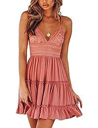 Suchergebnis auf für: Pink Freizeit Kleider