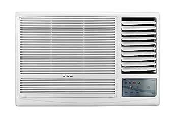 Hitachi RAW311KUD Kaze Plus Window AC (1 Ton, 3 Star Rating, White, Copper)
