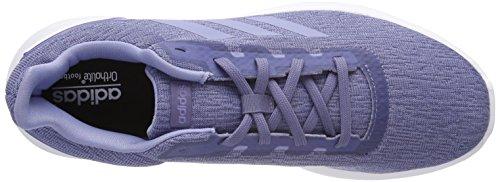 adidas Damen Cosmic 2 Laufschuhe Blau (Raw Indigo S18/chalk Blue S18/chalk Blue S18)