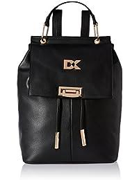 Diana Korr Women's Backpack Bag (Black) (DK113BBLK)