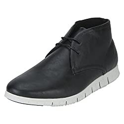 Bond Street by (Red Tape) Mens Black Boots - 11 UK/India (45 EU)