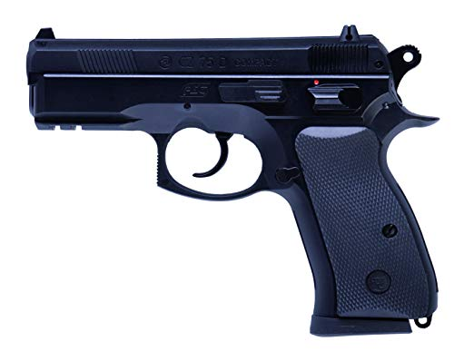 Softair Vollmetall Pistolen Colt Browning Walther Heckler & Koch Beretta BGS Combat Zone uvm. Airsoft Softair Kugeln Elite Force Munition Premium Qualität aus Deutschland von ETU24 (CZ 75D Compact)