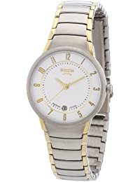 Boccia Damen-Armbanduhr Titan Dress 3158-02