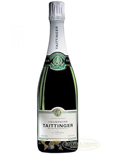 Taittinger Demi SEC Champagner 0,75 Liter