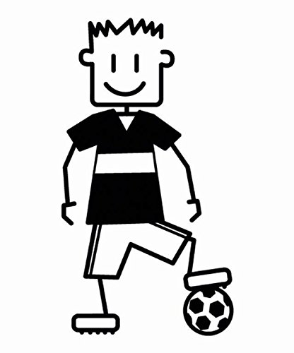 altium-3007133negro-pegatinas-man-football