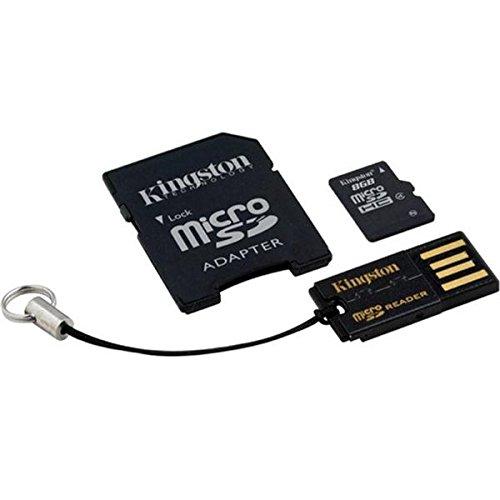 Kingston technology mbly4g2/gb–ktc 8gb multi kit