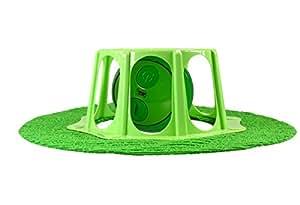 ROBOMOP microfibre vert Balai–Accessoire Serpillière Microfibre, vert)