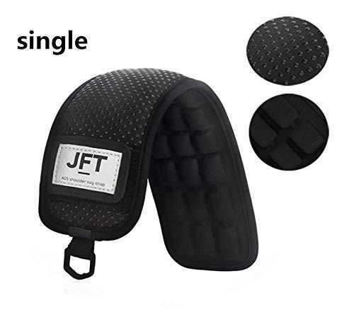 Home Care Wholesale Anti-Rutsch-Schulterpolster Austauschbarer Rucksack Schultergurtpolster zur Reduzierung der Schulterbelastung, für Tasche, Gitarrengurt, Reisetasche (Single)