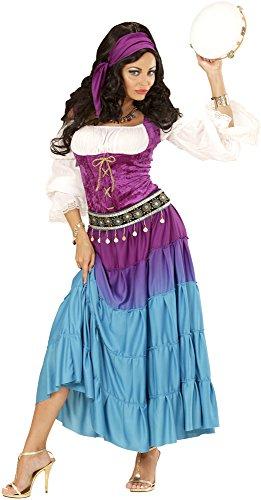(Generique - Zigeunerin Kostüm für Damen L)