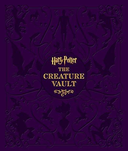 Harry Potter. The Creature Vault por Jody Revenson