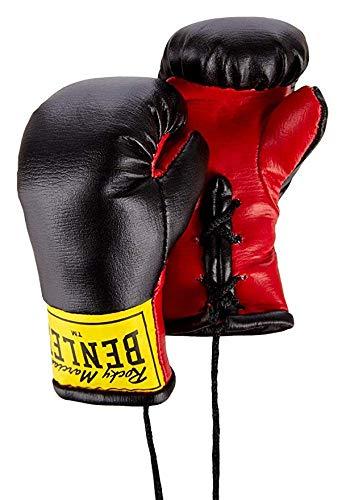 BENLEE Rocky Marciano Unisex- Erwachsene Mini Miniature Boxing Gloves, Black, one Size
