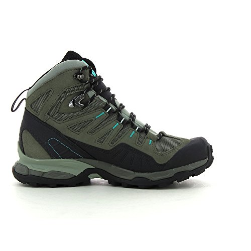 Salomon Conquest GTX Women's Botte De Marche - AW15 green