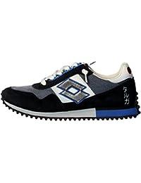 PLACA DE LOTE hombre LEYENDA bajas zapatillas de deporte S2998 TOKIO