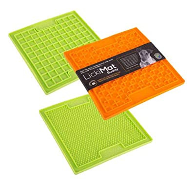 LICKIMAT Treat Mat for Dogs, Cats & Puppies from LICKIMAT