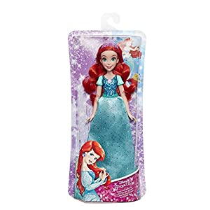 Disney Princess - Disney Princess Brillo Real Ariel (Hasbro E4156ES2)