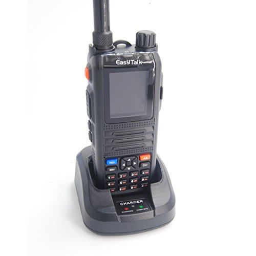BaoFeng PUXING Wouxun Kenwood TYT Mobilantenne 2m 70cm EasyTalk UT-108UV Duoband VHF UHF Mini Funkantenne Lang für Walkie Talkie Funkgerät Radio