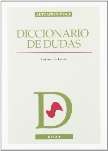 Diccionario De Dudas (Autoaprendizaje)