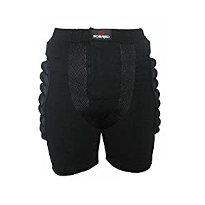 GWELL Adults Kids Protective Hip Padded Impact Shorts for Ski Skiing Skating