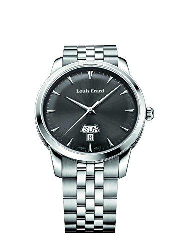Louis Erard orologio uomo Heritage 15920AA03-BMA39