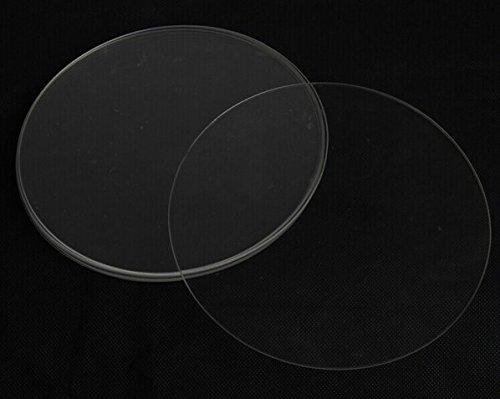 VETRO DI BOROSILICATO (Pyrex) ROTONDO/CIRCOLARE 190mm PER