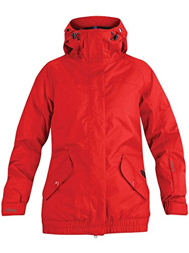 Veste Snow Femme Dakine Hayley Jacket Aurora Red auroroa red