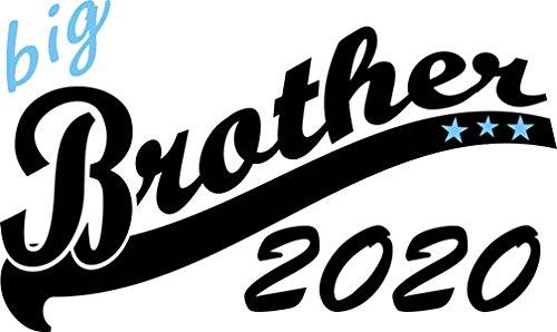 Mister Merchandise Herren Men T-Shirt Big Brother 2020 Tee Shirt bedruckt Gelb