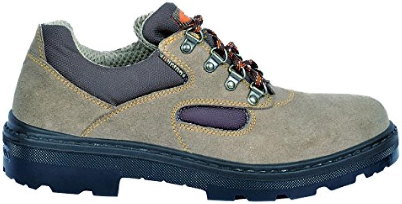 Cofra 25540 – 000.w47 Sumba S1 P SRC – zapatos de seguridad talla 47 GRIS
