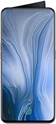 (Renewed) OPPO Reno (Jet Black, 8GB RAM, 128 GB Storage) with No Cost EMI/Additional Exchange Offers