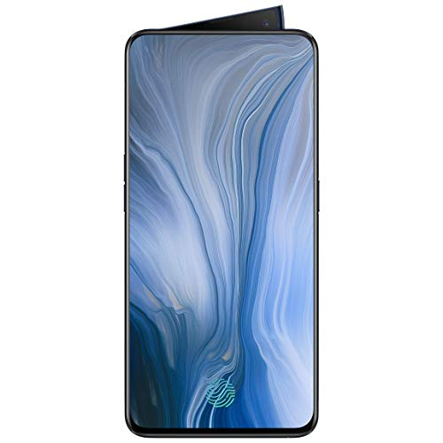 OPPO Reno (Jet Black, 8GB RAM, 128 GB Storage) with No Cost EMI/Additional Exchange Offers