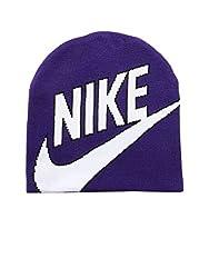 Nike Unisex Royal Blue Futura Beanie Cap