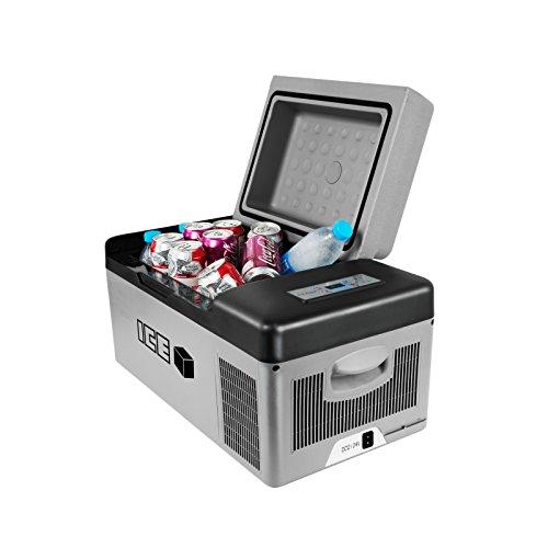 IceCube 20litros portátil Auto Frigorífico Congelador Nevera CC 12V 24V CA 230V