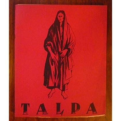 Dossier de presse de Talpa (1956) – Film de Alfredo B. Crevenna avec Victor M Mendoza, L Prado, J Fernandez – 18 pages - Photos couleurs + résumé du scénario – Bon état.