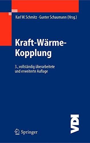 Kraft-Wärme-Kopplung (VDI-Buch) -