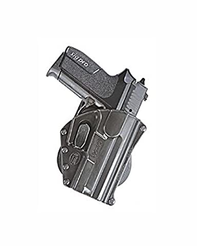 Fobus Concealed Carry Paddle Thigh Rig Holster for Sig Sauer SP2009 /SIG 2022 (Without Rails) / CZ 99 Zastava