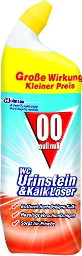 00 null null Urinstein- und Kalklöser Flüssiger WC Reiniger, 1er Pack (1 x 750 ml)