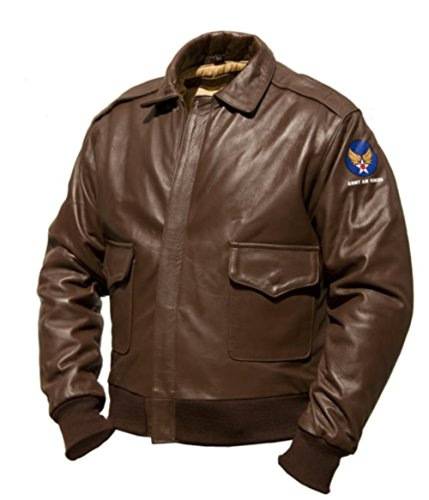 NOBLE HOUSE FLIEGERJACKE A-2 Intermediate Flying Jacket