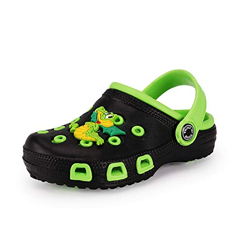 Children Kids Surf Clogs Beach Sandals Mules Garden Shoes Anti-Slip Pool Slippers Summer Girls and Boys